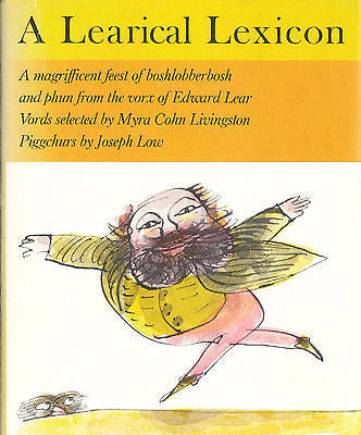 A Learical Lexicon by Myra C Livingston Illustrated First Edition 1985
