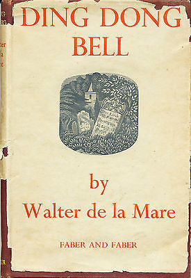 Ding Dong Bell by Walter De La Mare 1936 Edition