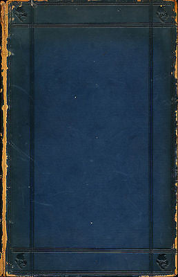 Praeterita Outlines of Scenes and Thoughts by John Ruskin 1900 Vol I & II