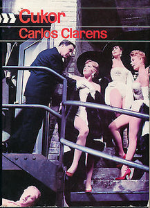 George Cukor by Carlos Clarens (1976, Book, Illustrated)  First Edition