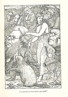 The Hunting of the Snark by Lewis Carroll  1898 Illustrated Edition