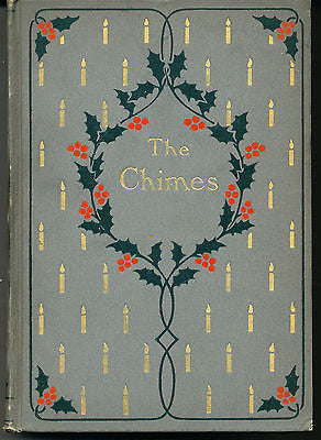 The Chimes by Charles Dickens 1911 Illustrated Edition