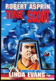 Time Scout by Robert L. Asprin and Linda Evans 1995 Hardcover in Dust Jacket