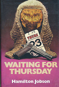 Waiting for Thursday by Hamilton Jobson (1978, Hardcover) First Edition