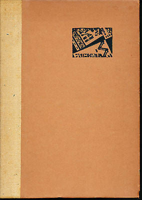 City Block by Waldo Frank 1922 Limited Numbered Edition
