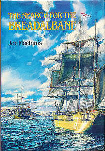 The Search For the Breadalbane by Joe MacInnis 1985 Illustrated Edition