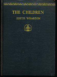 The Children by Edith Wharton 1928 Edition