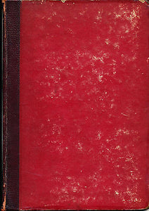 Shakespeare's Sonnets 1862 Lovell Reeve Edition Signed by R. H. Stoddard