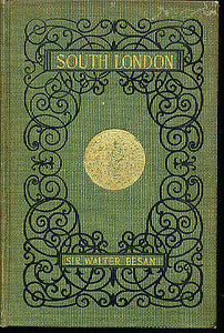 South London by Sir Walter Besant Illustrated Edition