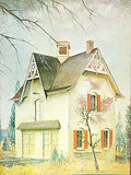 What Kind of House is That? by Harry Devlin 1969 Illustrated