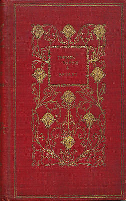 Thanatopsis by Wm Cullen Bryant Illustrated 1894 Edition