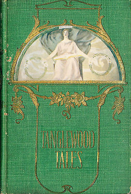 Tanglewood Tales by Nathaniel Hawthorne H.M. Caldwell  Edition