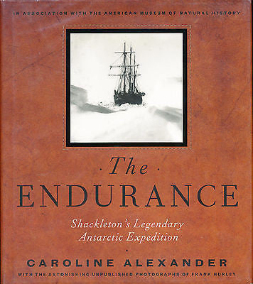 The Endurance  by Caroline Alexander 1999 5th Printing