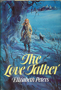 The Love Talker by Elizabeth Peters (1980, Hardcover)  First Edition