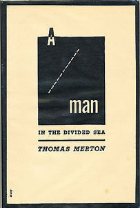 A Man in the Divided Sea  First Edition
