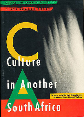 Culture in Another South Africa (1989, Paperback)