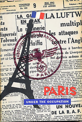 Paris Under the Occupation by Gerard Walter 1960 First Printing