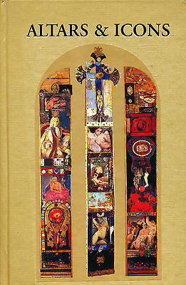 Altars and Icons : Patricia Nix by Carol Diehl (1997, Hardcover)  First Thus