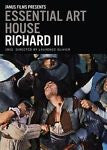 Richard III (DVD, 2009, Essential Art House / Criterion Collection)