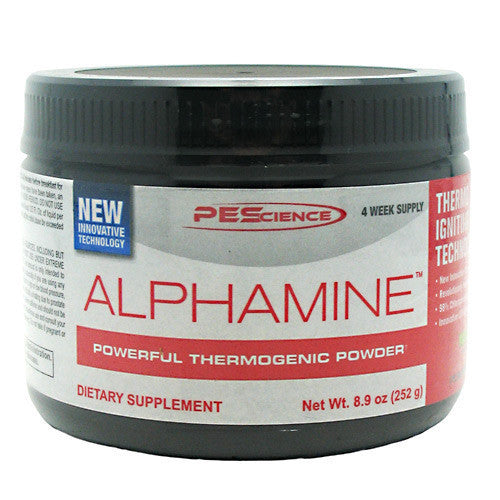 What's is and in PEScience Alphamine