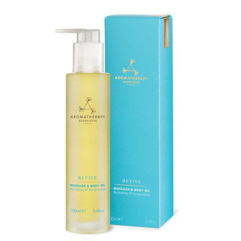 Aromatherapy Associates Revive Morning Bath & Shower Oil: A Review