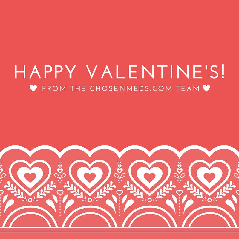 Happy Valentine's Day from ChosenMeds