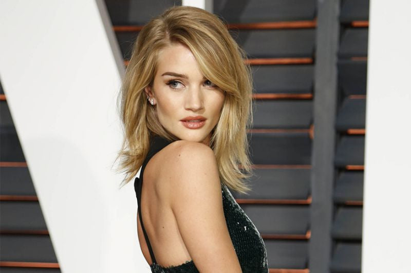 Rosie Huntington-Whiteley Snapchatted Her Entire Skin Care Routine