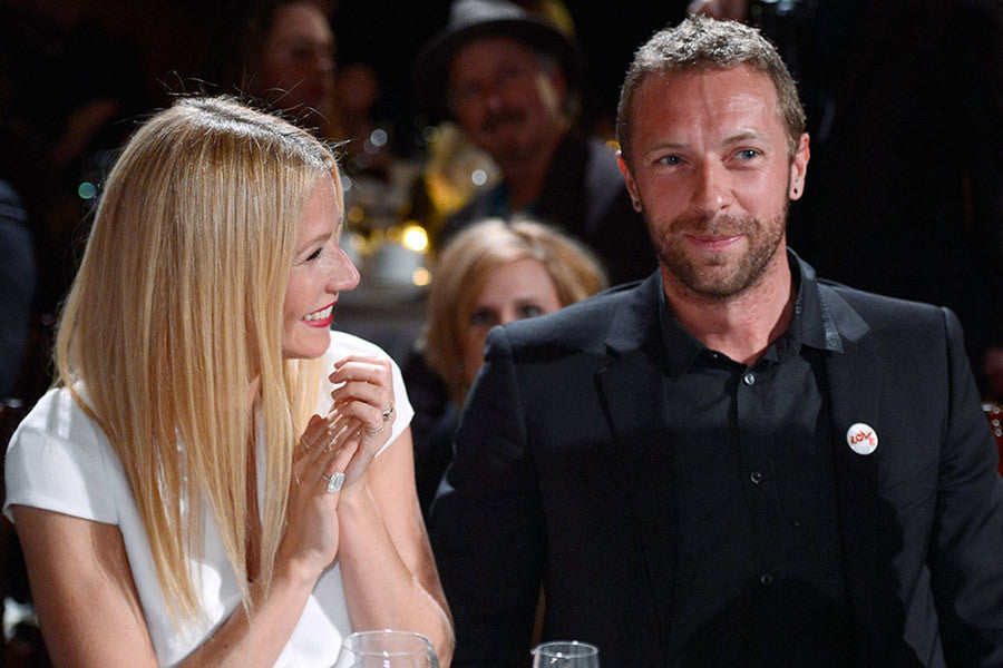 Listen to Gwyneth Paltrow's new song with Chris Martin
