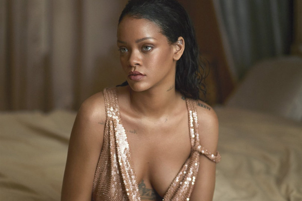 "Watch Rihanna In Calvin Harris ""This Is What You Came For"" Video Teaser"