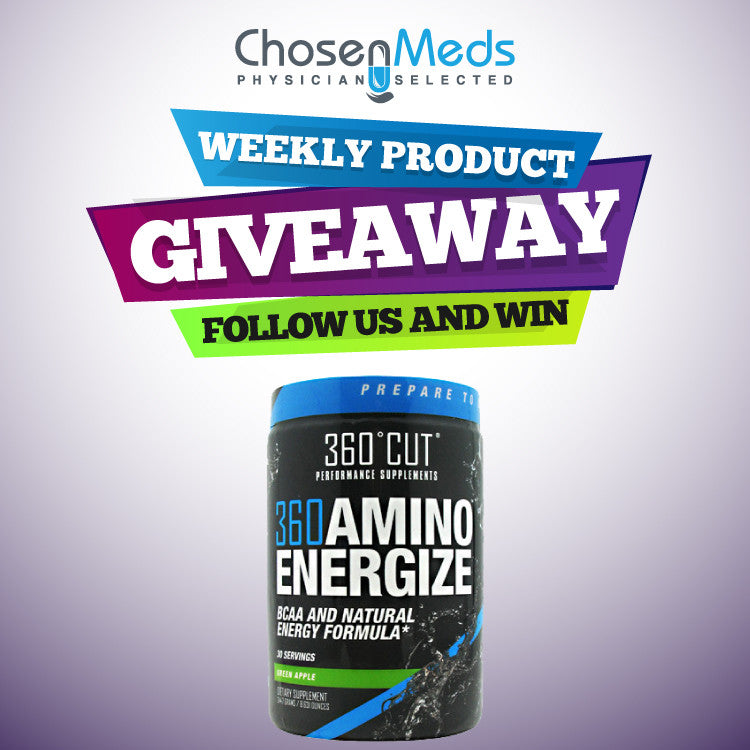 ChosenMeds Weekly giveaway