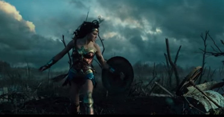 Watch the First Wonder Woman Trailer!