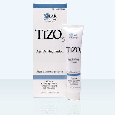 Tizo Solar Protection Formula, Facial Mineral Fusion SPF 40, 1.75 Ounce - ChosenMeds.com: Your premier online shop for the best health supplements and skin care products