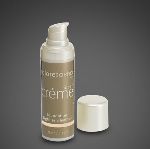 Coloresciencepro Foundation Sheer creme - ChosenMeds.com