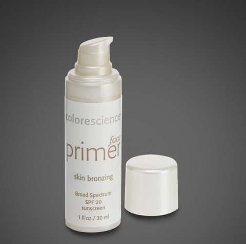 Colorescience Skin Bronzing Face Primer - SPF 20 - ChosenMeds.com: Your premier online shop for the best health supplements and skin care products