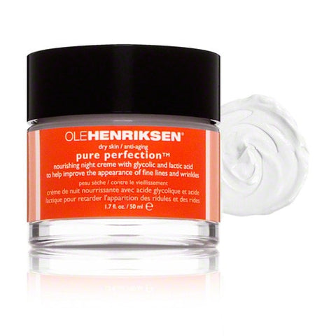 Ole Henriksen Pure Perfection Nourishing Night Creme 1.7 Oz. - ChosenMeds.com: Your premier online shop for the best health supplements and skin care products