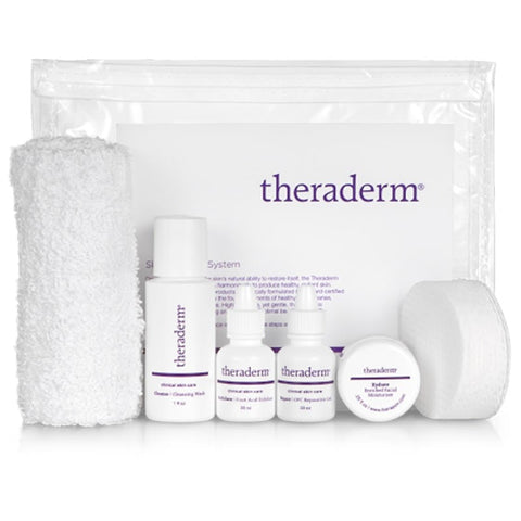 Theraderm Skin Renewal Travel System - ChosenMeds.com: Your premier online shop for the best health supplements and skin care products