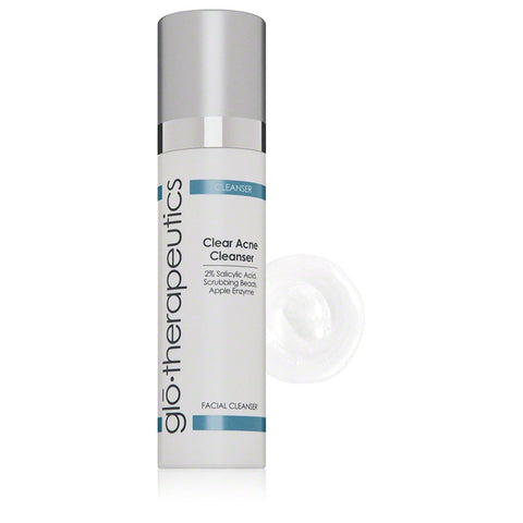 Glo Therapeutics Clear Acne Cleanser, 6.7 Fluid Ounce - ChosenMeds.com: Your premier online shop for the best health supplements and skin care products