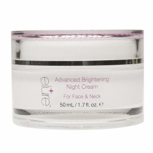 elure Advanced Brightening Night Cream For Face & Neck - ChosenMeds.com: Your premier online shop for the best health supplements and skin care products