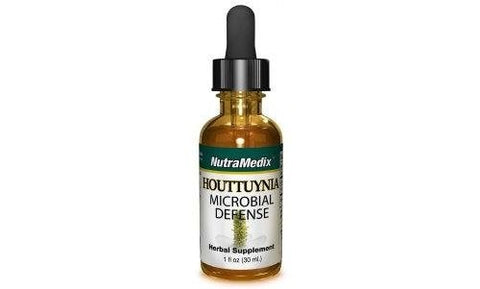 Houttuynia Microbial Defense 1 Ounces - ChosenMeds.com: Your premier online shop for the best health supplements and skin care products