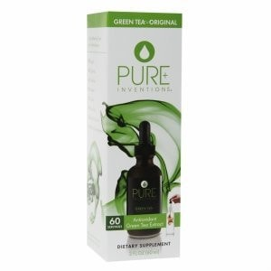 Pure Inventions - Antioxidant Green Tea Extract - Original (60 Servings) - 2 Oz - ChosenMeds.com: Your premier online shop for the best health supplements and skin care products