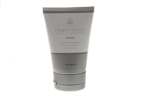 Truefitt & Hill Ultimate Comfort Shaving Cream Travel Tube, 3.5 oz. - ChosenMeds.com: Your premier online shop for the best health supplements and skin care products