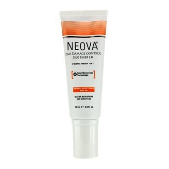 Neova DNA Damage Control Silc Sheer SPF 40 - Sheer, 2.5 fl oz - ChosenMeds.com: Your premier online shop for the best health supplements and skin care products