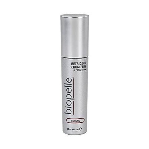 Biopelle Retriderm Serum Plus 0.75% Retinol, 1 oz. - ChosenMeds.com: Your premier online shop for the best health supplements and skin care products