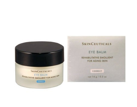 Skinceuticals Eye Balm Rehabilitative Emollient For Aging Skin, 0.5-Ounce Jar - ChosenMeds.com: Your premier online shop for the best health supplements and skin care products