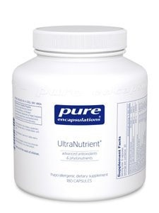 Pure Encapsulations - UltraNutrient 180c - ChosenMeds.com: Your premier online shop for the best health supplements and skin care products