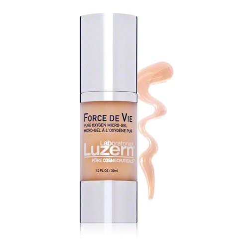 Luzern Laboratories Force De Vie Pure Oxygen Micro-Gel - ChosenMeds.com: Your premier online shop for the best health supplements and skin care products