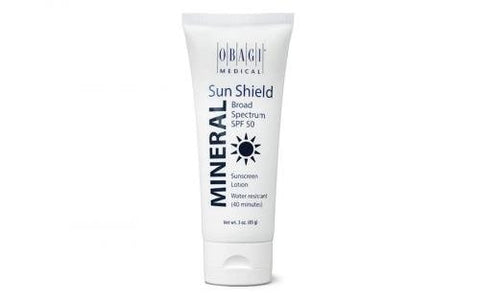 Obagi Sun Shield Mineral Broad Spectrum SPF 50 - ChosenMeds.com: Your premier online shop for the best health supplements and skin care products