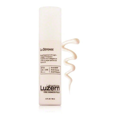 Luzern Laboratories La Defense SPF 30 1.35 fl oz. - ChosenMeds.com: Your premier online shop for the best health supplements and skin care products