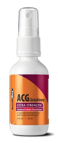 Results RNA ACG Glutathione 2oz - ChosenMeds.com: Your premier online shop for the best health supplements and skin care products