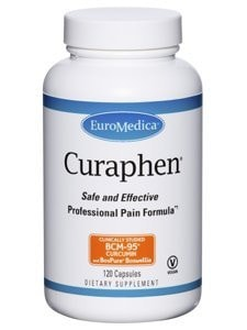 EuroMedica Curaphen 120c - ChosenMeds.com: Your premier online shop for the best health supplements and skin care products